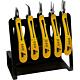 Bernstein 3-650 V. Набор плоскогубцев ESD CLASSICline на держателе для инструментов ESD VARIO (5 предметов)