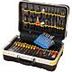 Bernstein 6100. Набор инструментов PC-CONTACT в чемодане PROTECTION (65 предметов)