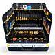 Bernstein 6500. Набор инструментов BOSS в чемодане PROTECTION XL (110 предметов)