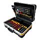 Bernstein 6700. Набор инструментов TELEDATA в чемодане PROTECTION (65 предметов)