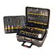 Bernstein 7100. Набор инструментов COMPACT MOBIL (панель 7010, 7020, 7060) в чемодане PROTECTION XL на колёсах (61 предмет)