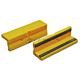 Bernstein 9-900-S7100. Сменные зажимные губки для тисков жёлтые с магнитом 100 мм (2 штуки)