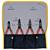 Набор бокорезов Bernstein 3-940 BlackLine из 4 предметов в чехле