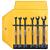 Bernstein 6-750. Набор гаечных ключей прецизионных в футляре (6 предметов)